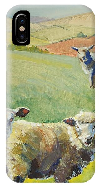 Sheep IPhone Case