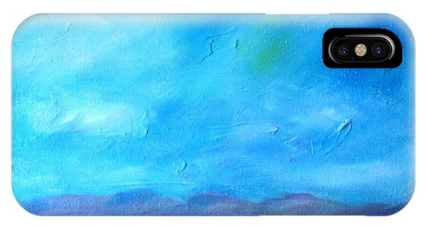 Sheep's View IPhone Case