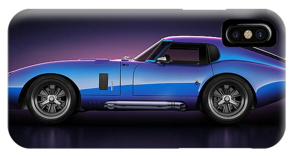 Shelby Daytona - Velocity IPhone Case