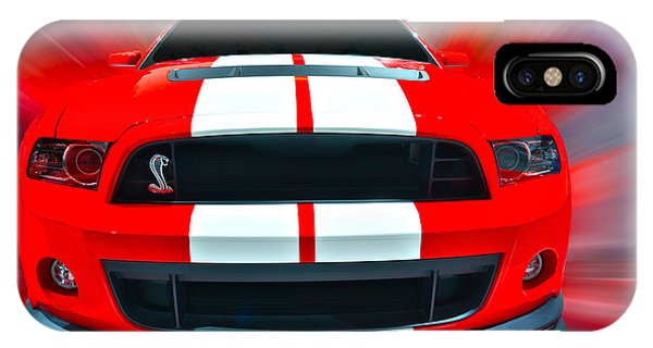 Shelby Gt 500  2013 IPhone Case