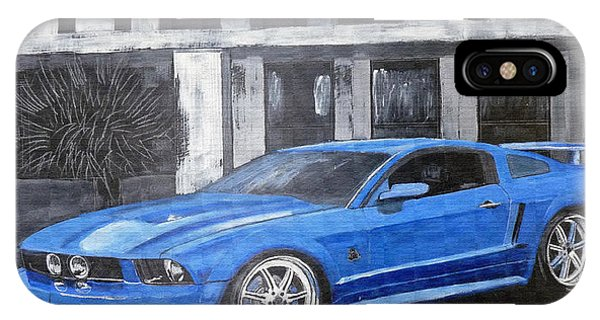 Shelby Mustang IPhone Case