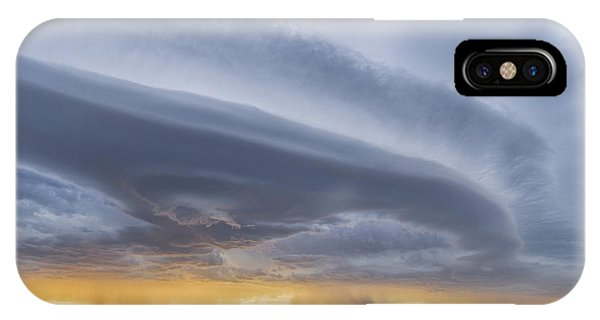 Shelf Clouds IPhone Case