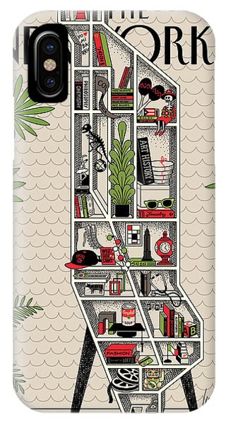 Shelf Life IPhone X Case