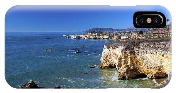 Shell Beach California IPhone Case