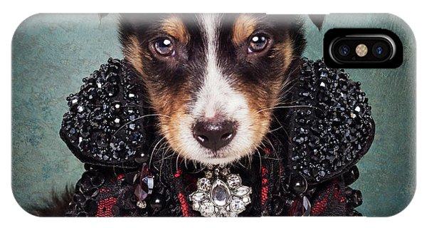 Shelter Pets Project - Loki Phone Case by Tammy Swarek