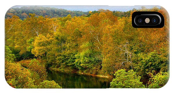 Shenandoah River IPhone Case