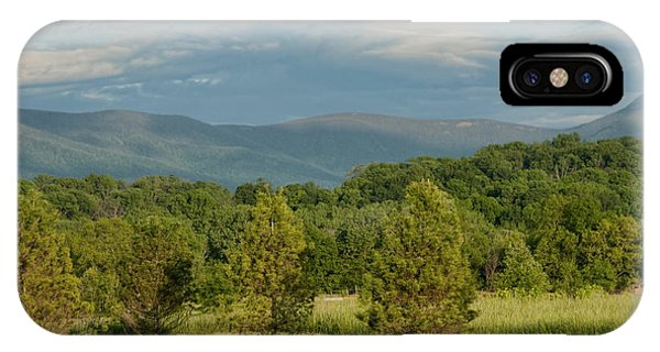 Shenandoah Valley May View IPhone Case