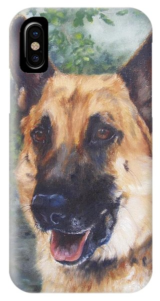 Shep IPhone Case