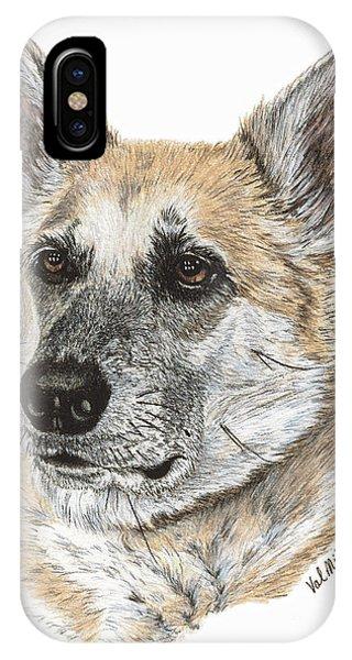 Shepherd Beauty IPhone Case