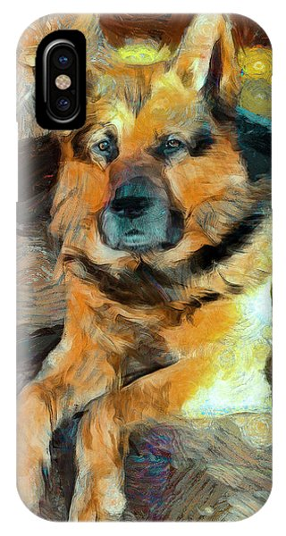 Shepherd IPhone Case