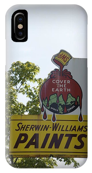Sherwin Williams IPhone Case