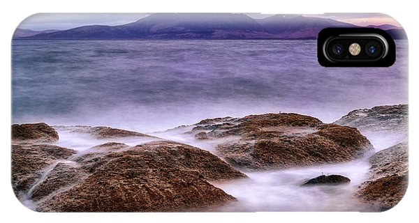 Beautiful Scotland iPhone Case - Shhhhh by John Farnan