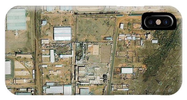 Shifa Pharmaceutical Plant Phone Case by Geoeye/science Photo Library