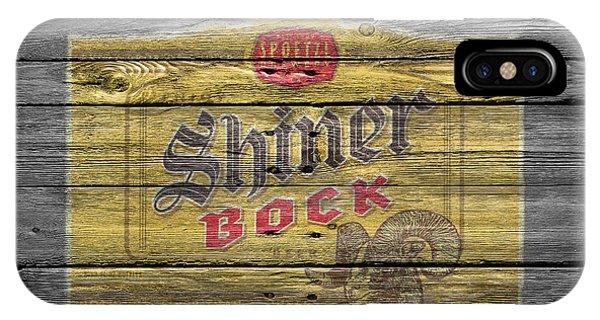 Shiner Bock IPhone Case