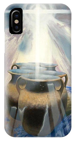 Shining Pots IPhone Case