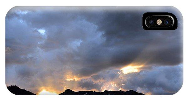 Shining Through IPhone Case