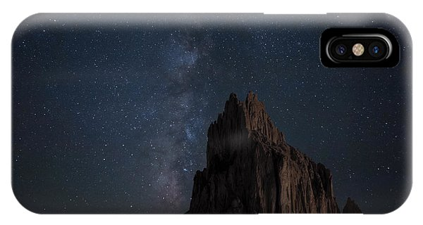 Shiprock IPhone Case