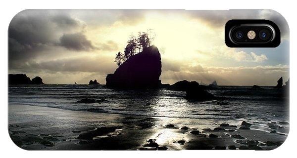 Shipwreck Rock IPhone Case