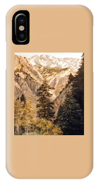 Shirley Temple Mine IPhone Case
