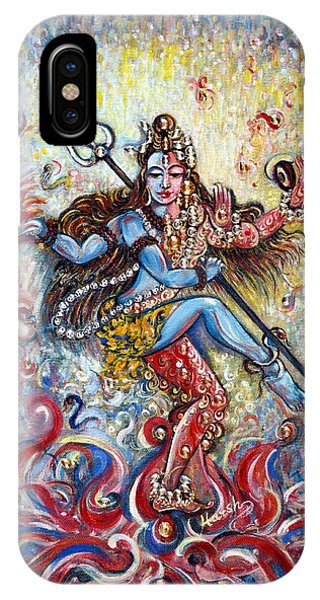 Shiv Shakti IPhone Case