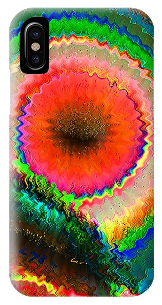 Shockwave IPhone Case