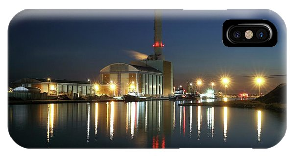 Shoreham Power Station Phone Case by Martin Bond/science Photo Library