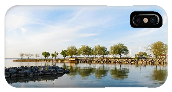 Shoreline Park IPhone Case