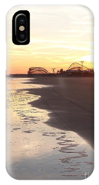Shoreline Sunset IPhone Case