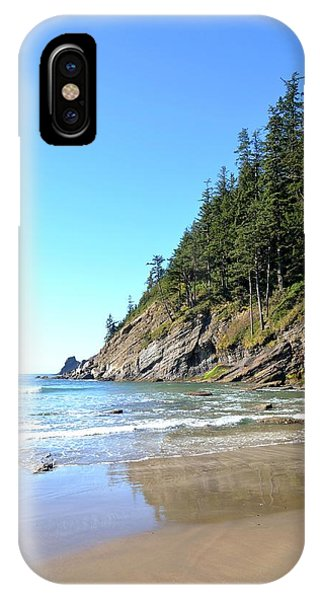 Short Sand Beach IPhone Case