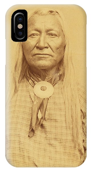 Shoshone Chief Washakie IPhone Case