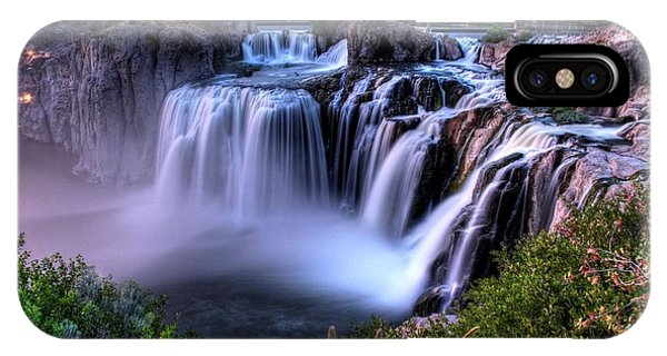 Shoshone Falls IPhone Case