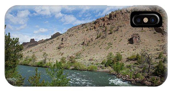 Shoshone River IPhone Case