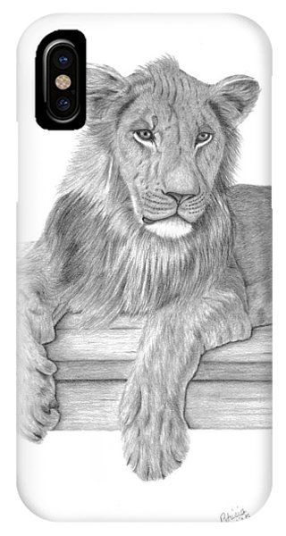 Strek The Future King IPhone Case