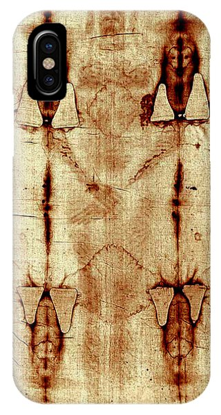 Shroud Of Turin IPhone Case