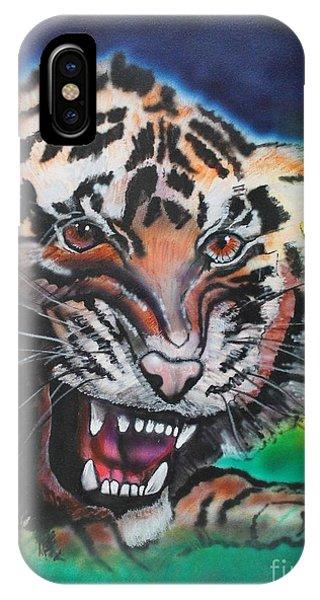 Siberian Tigers IPhone Case
