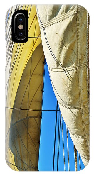 Sibling Sails IPhone Case