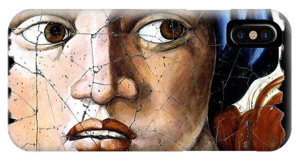 Bogdanoff iPhone Case - Sibyl Of Delphi by Steve Bogdanoff