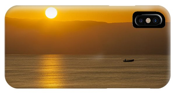 Sicilian Dawn IPhone Case