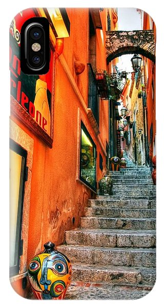 Sicilian Steps IPhone Case