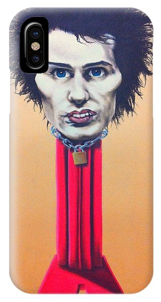Sid Vicious IPhone Case