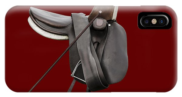 Sidesaddle And Crop IPhone Case