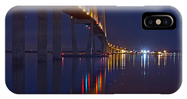 Sidney Lanier At Night IPhone Case