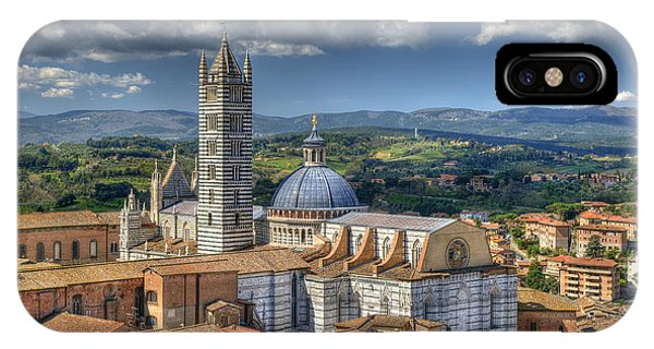 Siena Cathedral IPhone Case