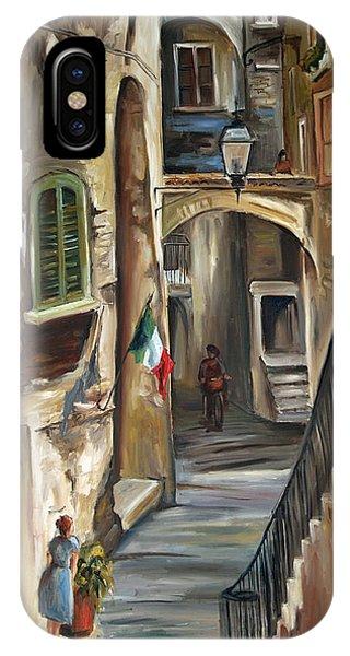 Siena Italy IPhone Case