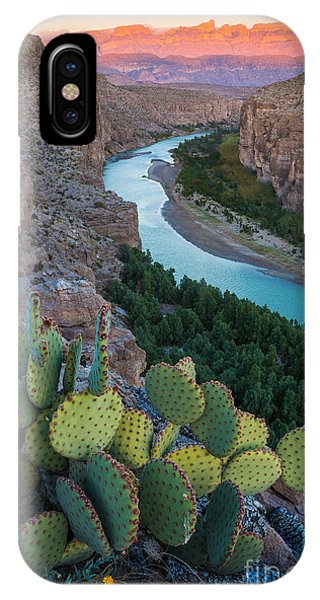 Travel iPhone Case - Sierra Del Carmen by Inge Johnsson