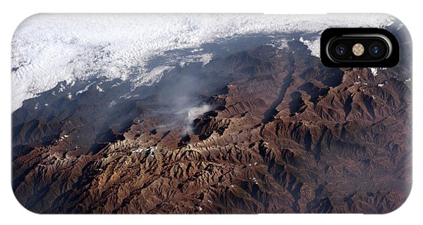 Colombia iPhone Case - Sierra Nevada De Santa Marta by Nasa