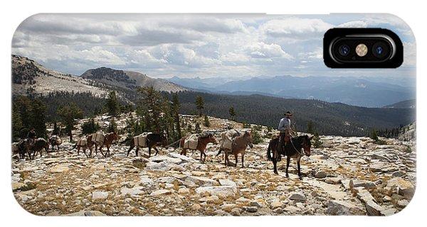 Sierra Trail IPhone Case