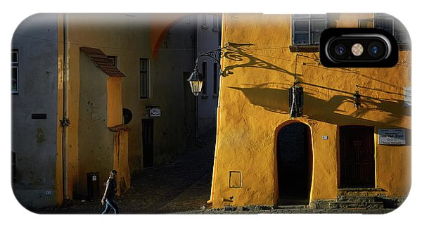 People iPhone Case - Sighisoara by Cristian Lee