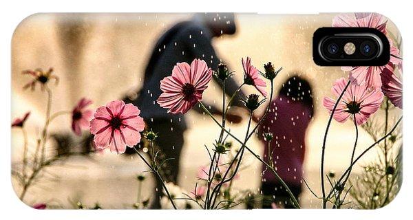 Sight In The Memory Phone Case by Takako Fukaya
