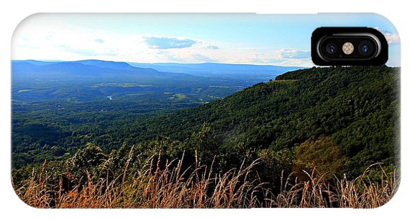Signal Knob Overlook IPhone Case
